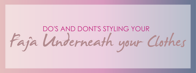 Do's & Dont's Styling Your Shapewear Underneath Your Clothes!
