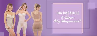 How Long Should I Wear my Shapewear?