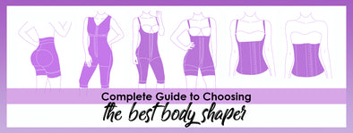 Complete Guide to Choosing the Best Body Shaper by Occasion 2019