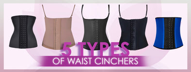 5 Types of Waist Cinchers and How to Use Them