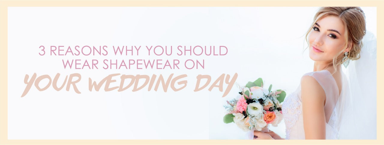 19 Wedding Shapewear Pieces That Are Perfect For Any Wedding Dress