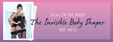 "Currently Trending: Faja of the Week ""The Invisible Body Shaper 4012"""