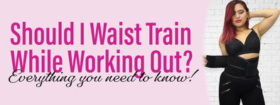 Should I Waist Train While Working Out? Everything You Need to Know