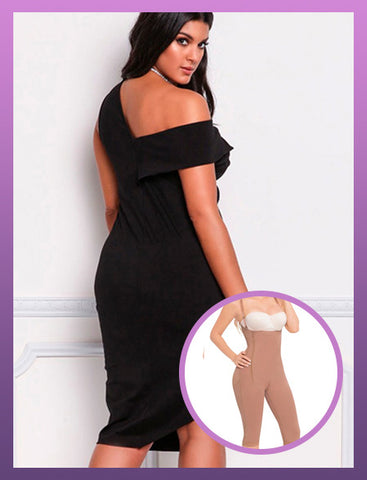 plus size curvy women shapewear
