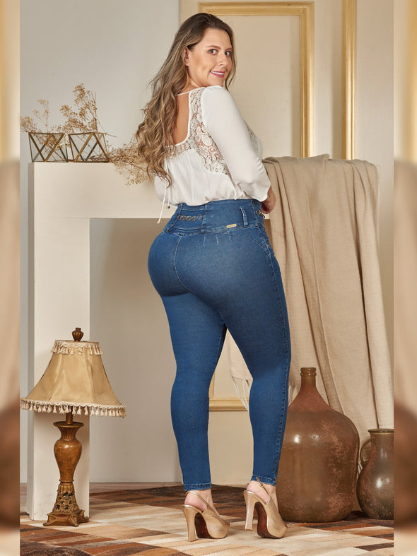'Candy' Butt Lift Levanta Cola Jeans 12405