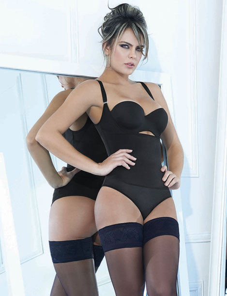 Invisible Body Shaper ns012 Thong - Nicolette Shapewear