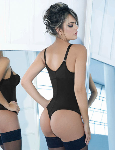 Invisible Body Shaper Thong | Shapewear Bodysuit