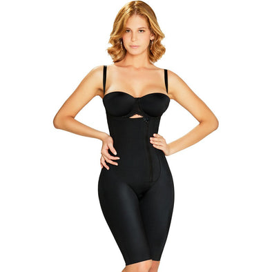 Full Body Postpartum Shaper w/ Zipper Diane & Geordi 2380