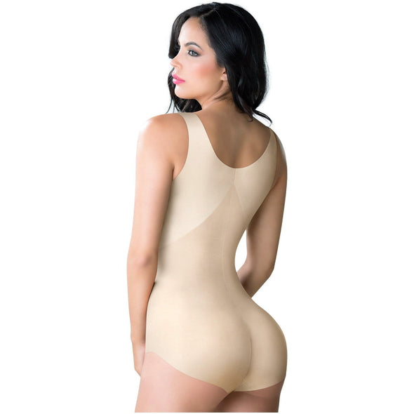 ROMANZA 2023 | Colombian Butt Lifter Tummy Control Shapewear | Open Bust & Wide Straps - Pal Negocio