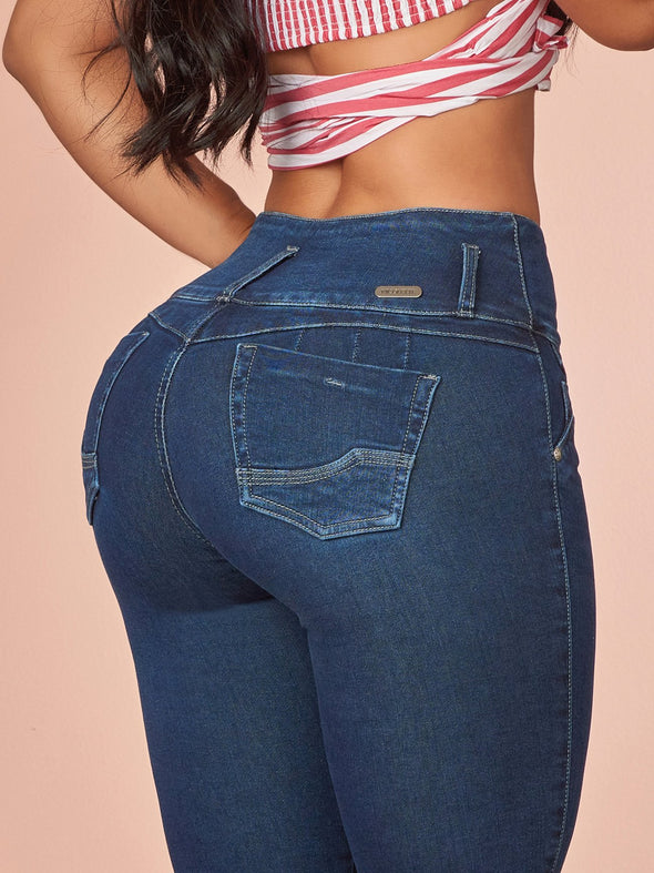 'Jealous' Butt Lift Levanta Cola Jeans 12313