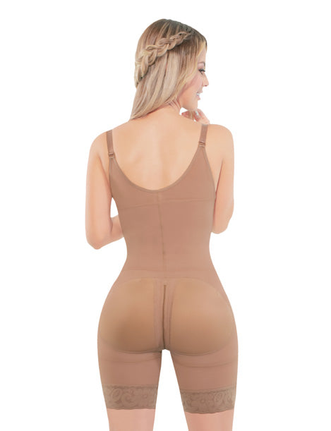 butt lifter mid thigh colombian shapewear
