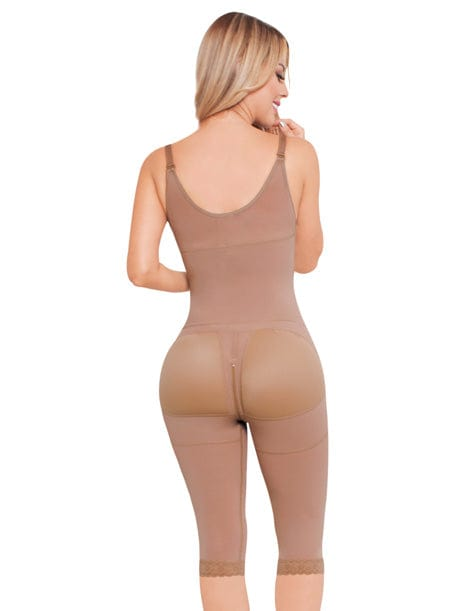 long short to the knee butt lifter shapewear