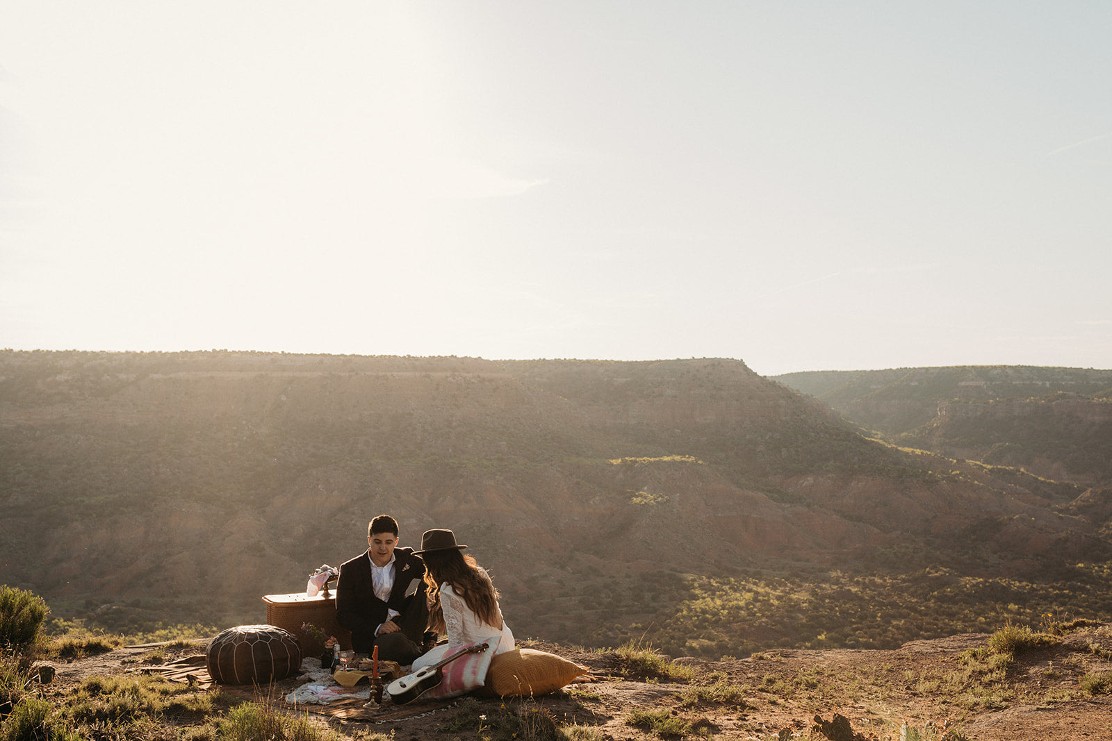 Palo Duro Canyon Texas Weddings | Fig + Goat | Elopements