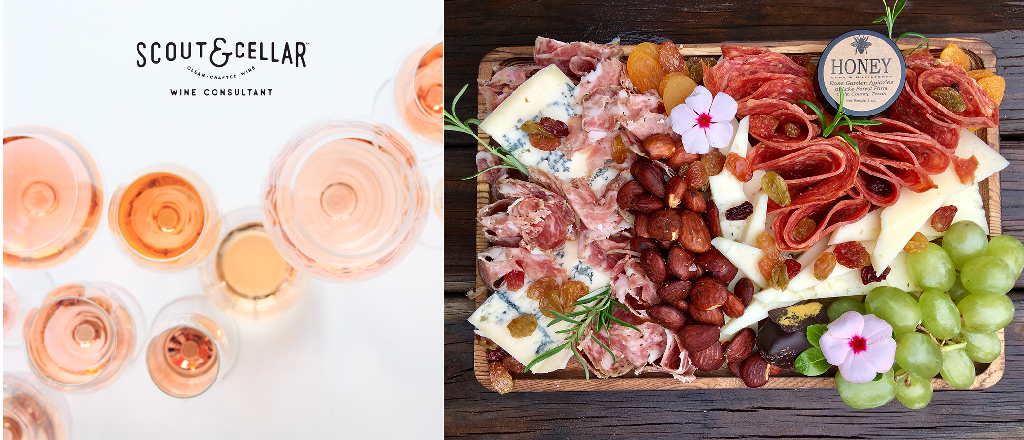 Scout and Cellar Wines| Fig + Goat Boards