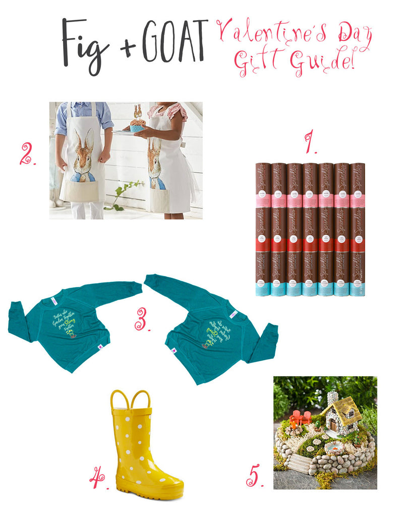 Fig + Goat Valentines Gift Guide