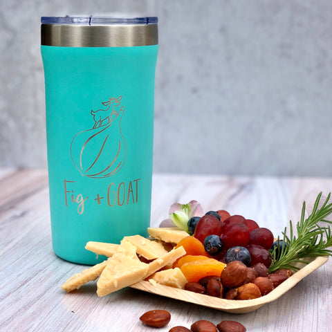 Signature Fig + Goat 18 oz. Tumbler