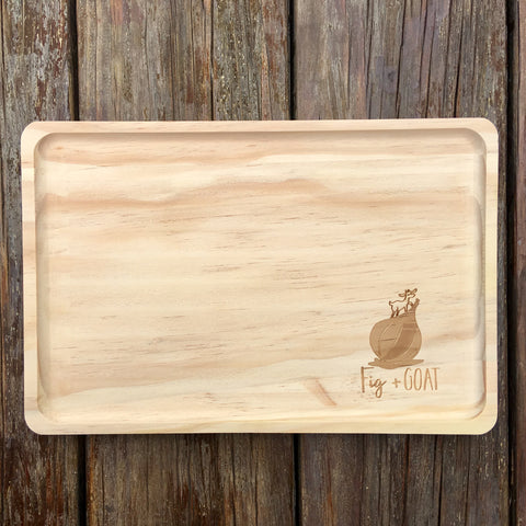 Fig + Goat Souvenir Boards