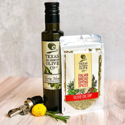 TX Olive Oil & Dipping Spice