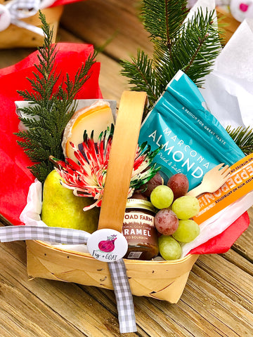 Mini Gift Basket