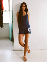 Memento Shortsuit Navy French Terry