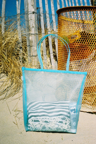 OFF SEASON Tanning Tote Bag