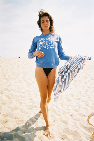 Beach Crew Surf Blue