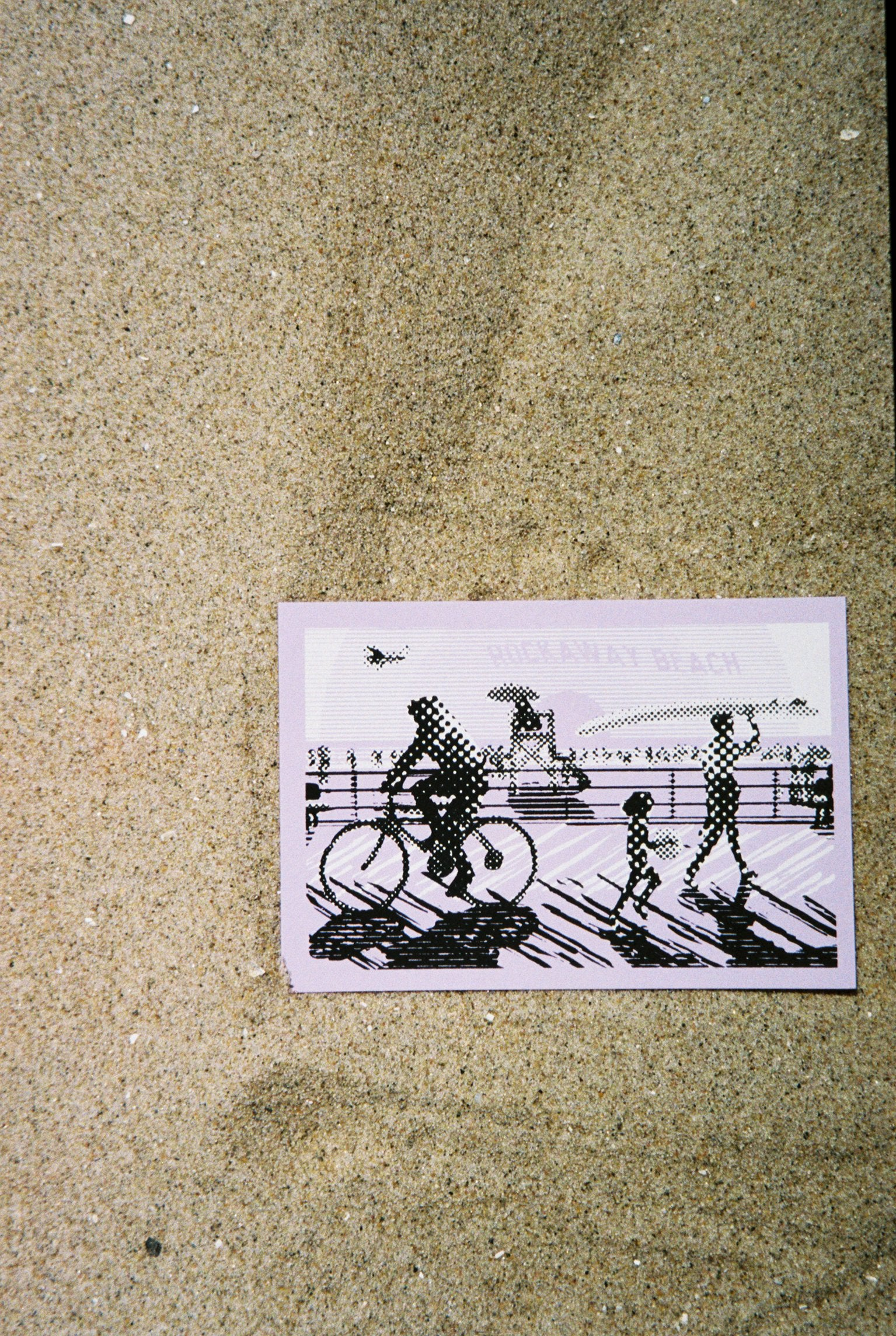 Rockaway Beach Post Card Pack