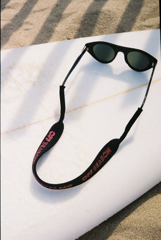 Modernist Sport Sunglasses Black