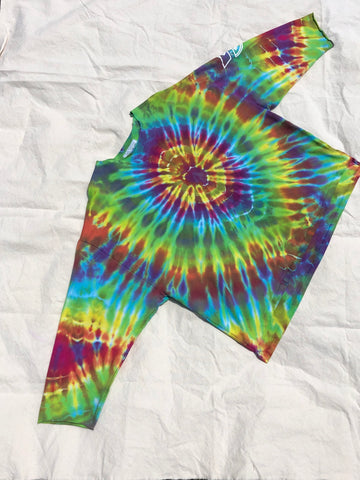 Tie Dye Pull Over #10 (one size)