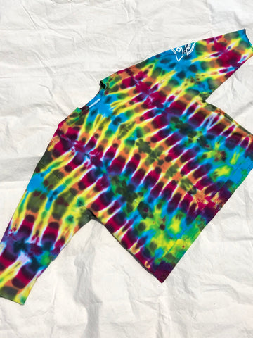Tie Dye Pull Over #8 (one size)