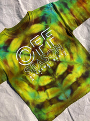 Youth Tie Dye Top #6 (size S)