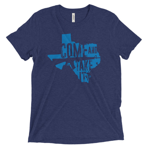 Texas - Come and Take It - Blue Print
