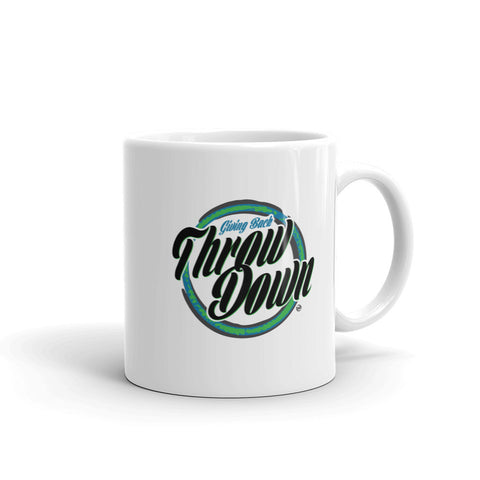 Giving Back Throwdown Coffee Mug