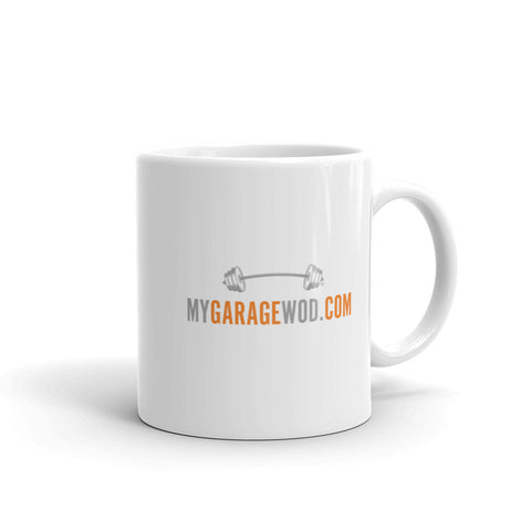 My Garage WOD Coffee Mug