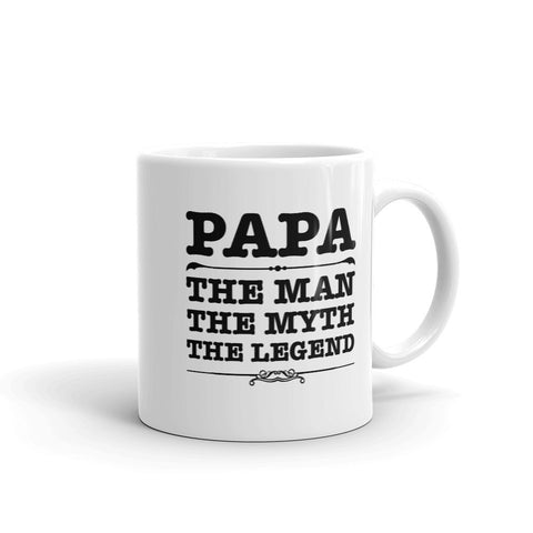 Papa - The Man, the Myth, the Legend Mug