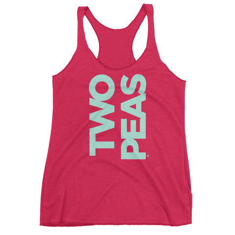 Two Pea's (In a WOD) Tank