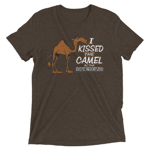 Exotic Resort Zee - I Kissed the Camel Tee