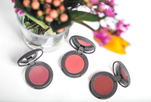 Hero - Travel Size Mini Lip and Cheek Rouge Cream Blush