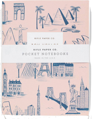 Item - Rifle Paper Co. Pocket Travel Notebook