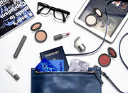 Hero- Travel Makeup Bag Passport iPad Lipstick Packing