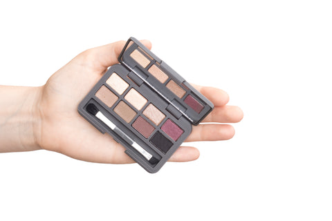 Travel Size Eye Palette That Fits In The Palm of Your Hands