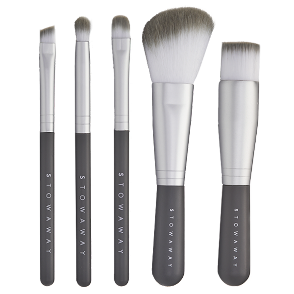 Essential Brush Set - 5 Piece