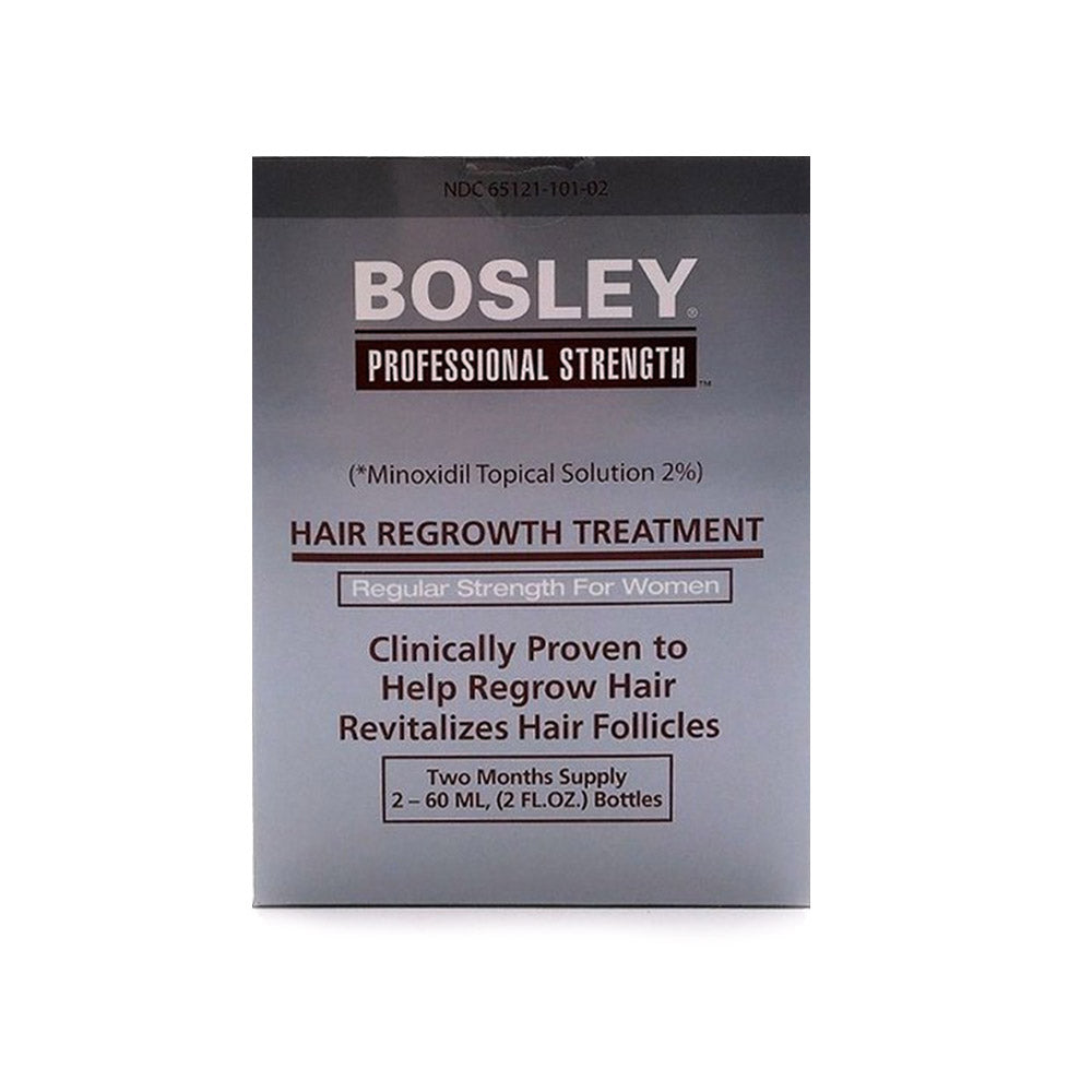 Bosley Hair Regrowth Treatment Two Month Supply