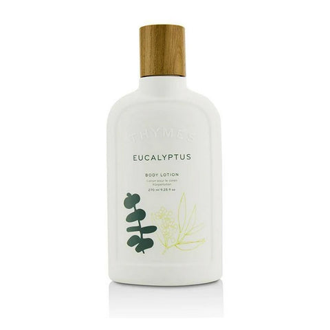 Thymes Eucalyptus Body Lotion 9.25 oz - 2 Pack