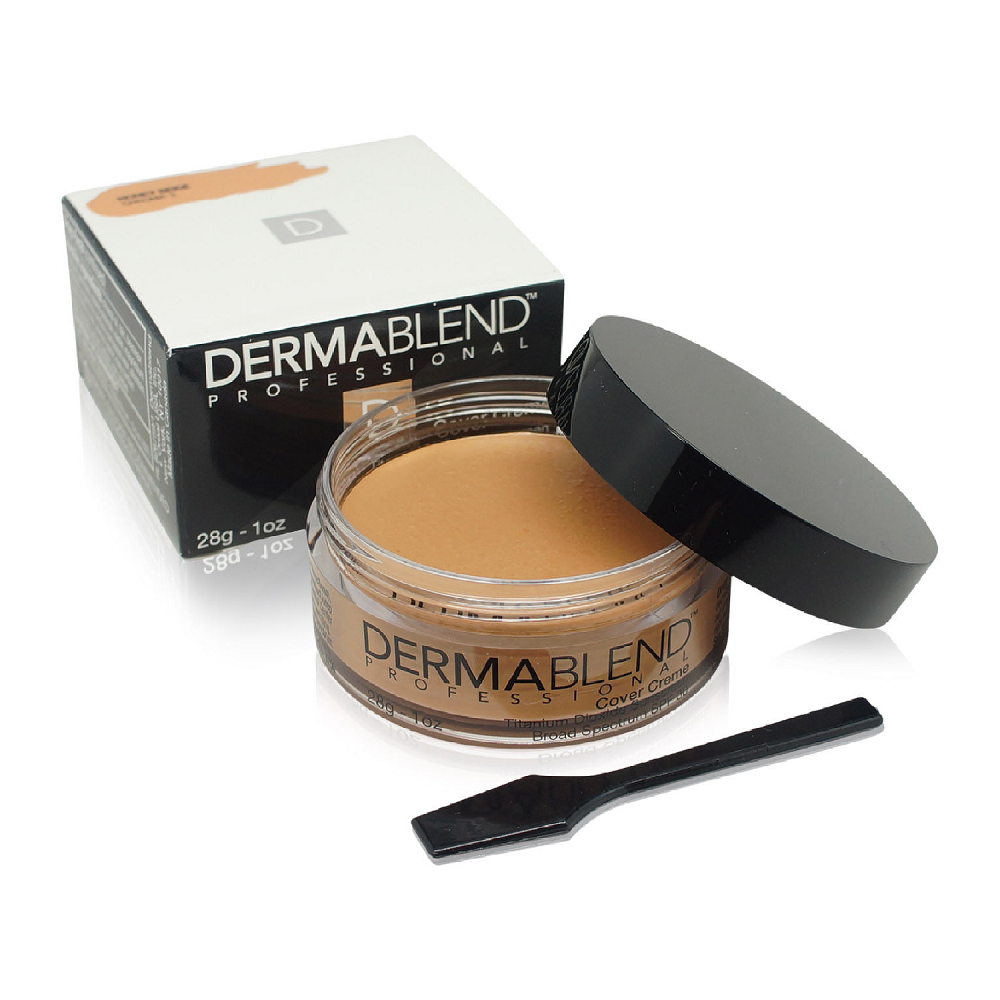 Dermablend Cover Foundation Creme SPF 30 Honey Beige ( Chroma 3 )1 Oz