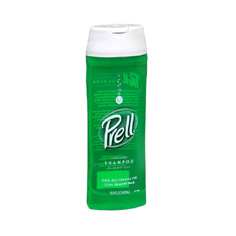 Prell Shampoo Classic 13.50 oz Cleans Your Hair Pack of 5