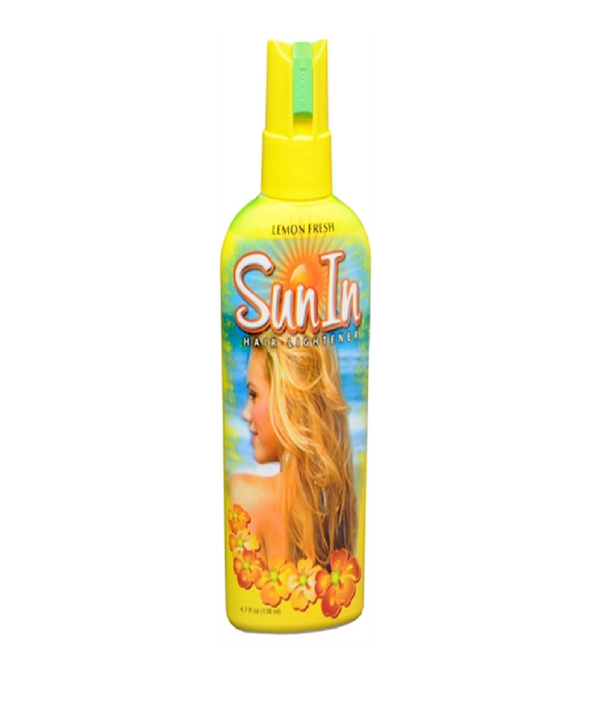 Sun-In Hair Lightener Spray Lemon Fresh 4.70 oz