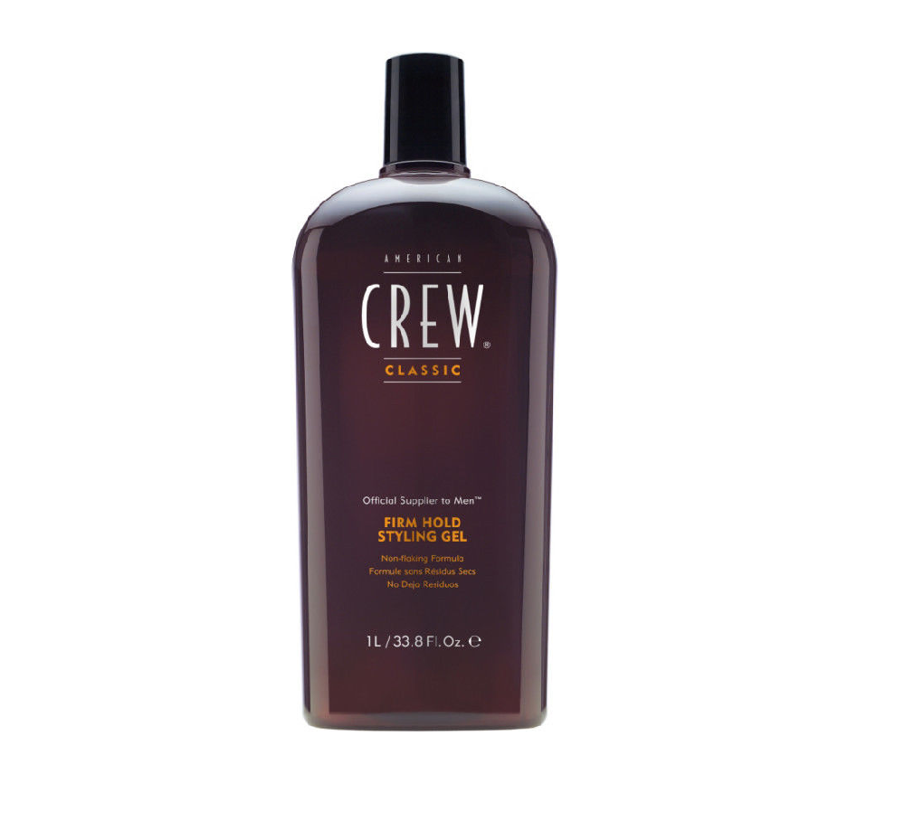 American Crew Firm Hold Styling Gel 33.8 oz 1000 ml