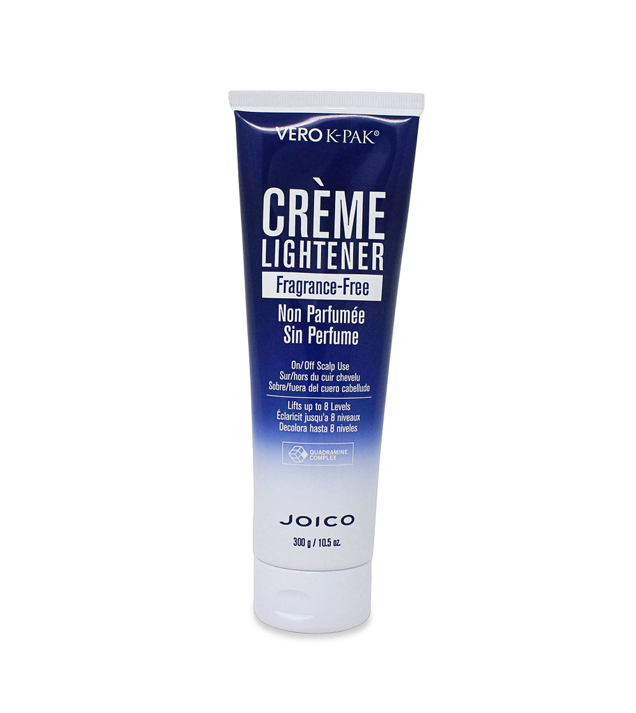 Joico Vero K-Pak Creme Lightener Lightens Your Hair 10.5 Oz
