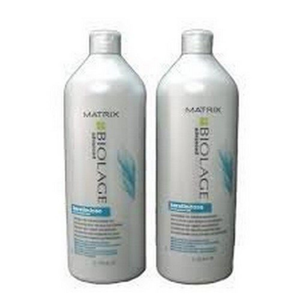 Matrix Biolage Pro-Keratin Silk Shampoo Conditioner Duo 33.8 oz